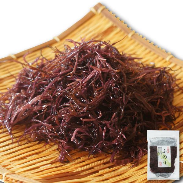 海藻 生ふのり 150g 生冷凍 天然函館産 とろみ・旨み・香りよし! 採れたてそのまま