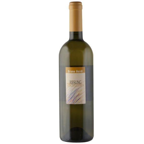 ブルーノ ヴェルディ リースリング ヴィーニヤ コスタ 2016 リースリングレナーノ 100% 辛口 イタリア 白ワイン 750ml|marwell