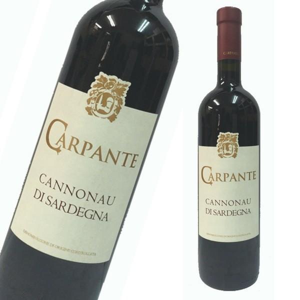 カルパンテ カンノナウ ディ サルデーニャ  カンノナウ 100% 辛口 イタリア サルデーニャ 赤ワイン 750ml|marwell|02