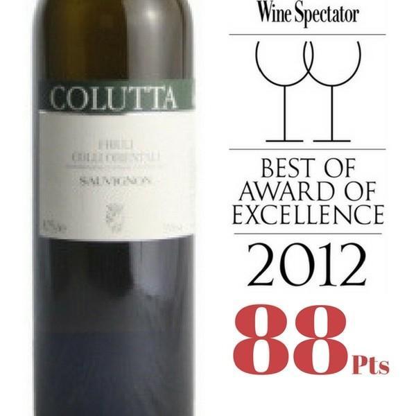コルッタ ソーヴィニヨン(トラディショナルライン) 2015/2016 ソーヴィニヨン 100% 辛口 イタリア 白ワイン 750ml|marwell