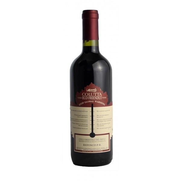 コルッタ レフォスコ ダル ペドゥンコロ ロッソ(エコフレンドリーライン) 2014 レフォスコ 100% ミディアム イタリア 赤ワイン 750ml marwell 03