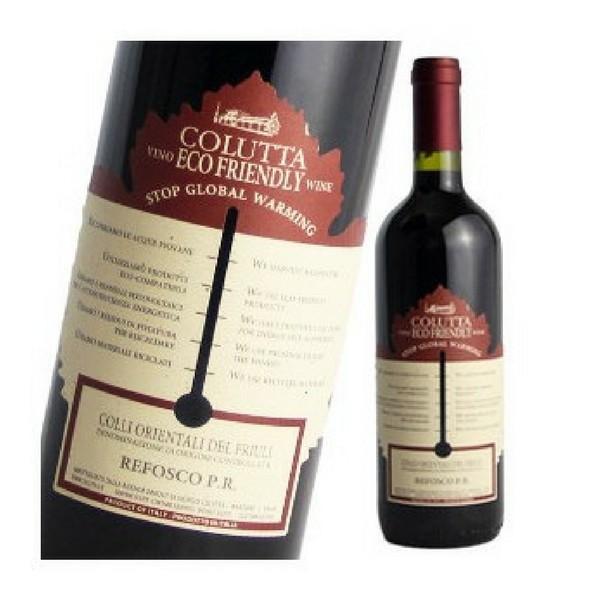 コルッタ レフォスコ ダル ペドゥンコロ ロッソ(エコフレンドリーライン) 2014 レフォスコ 100% ミディアム イタリア 赤ワイン 750ml marwell 04