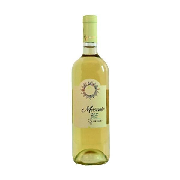 コルベーラ モスカート IGP テッレ シチリアーネ 2016 モスカート 100% 中辛口 イタリア 白ワイン 750ml|marwell
