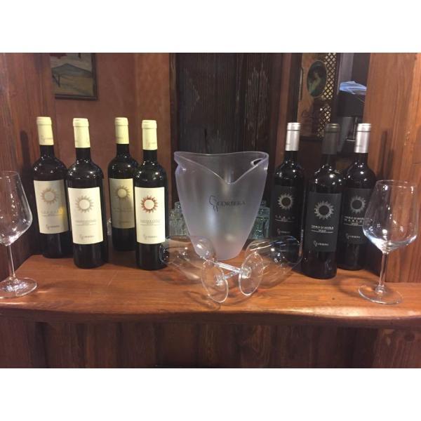 コルベーラ ネーロ ダーヴォラ 2017 ネーロダーヴォラ 100% ミディアムボディ 赤ワイン イタリア 750ml DOP|marwell|03