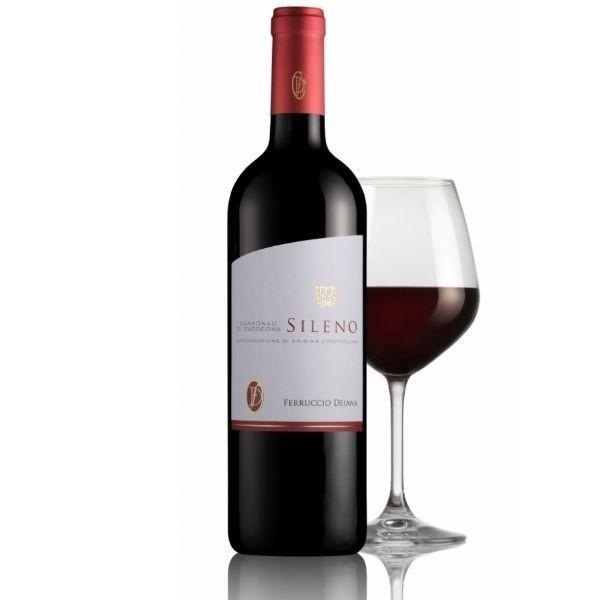 フェルルッチョ デイアーナ  シレーノ 2016 カンノナウ・ディ・サルデーニャ 100%  ミディアムボディ イタリア 赤ワイン 750ml|marwell