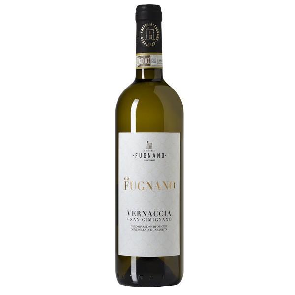 フニャーノ  ヴェルナッチャ ディ サン ジミニャーノ 2018 ヴェルナッツァ・ディ・サン・ジミニャーノ 100% 辛口 イタリア 白ワイン 750ml|marwell