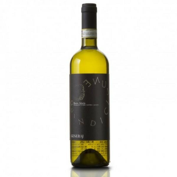ジェネライ ロエロ アルネイス クインディチルーネ 2013 アルネイス100% 辛口 イタリア ピエモンテ 白ワイン 750ml|marwell
