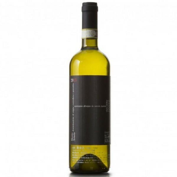 ジェネライ ロエロ アルネイス クインディチルーネ 2013 アルネイス100% 辛口 イタリア ピエモンテ 白ワイン 750ml|marwell|02