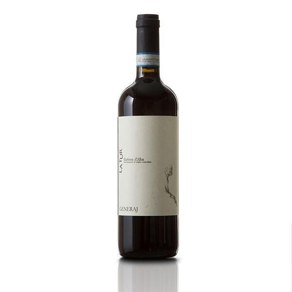 ジェネライ バルベーラ ダルバ ラ トゥール バルベーラ ミディアムボディ イタリア ピエモンテ 赤ワイン 750ml|marwell