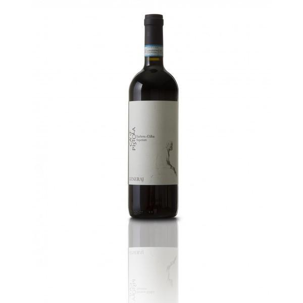 ジェネライ バルベーラ ダルバ スペリオーレ カドゥピストーラ バルベーラ ミディアムボディ イタリア ピエモンテ 赤ワイン 750ml|marwell
