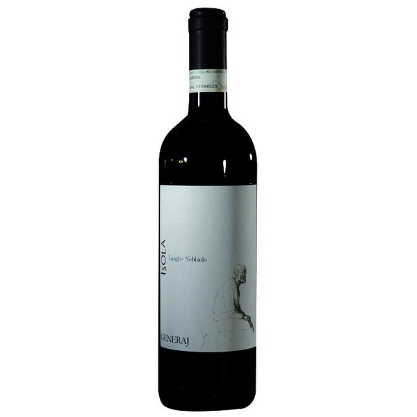 ジェネライ ランゲ ネッビオーロ イゾラ 2016 ネッビオーロ 100% 赤ワイン ミディアムボディ イタリア 750ml|marwell