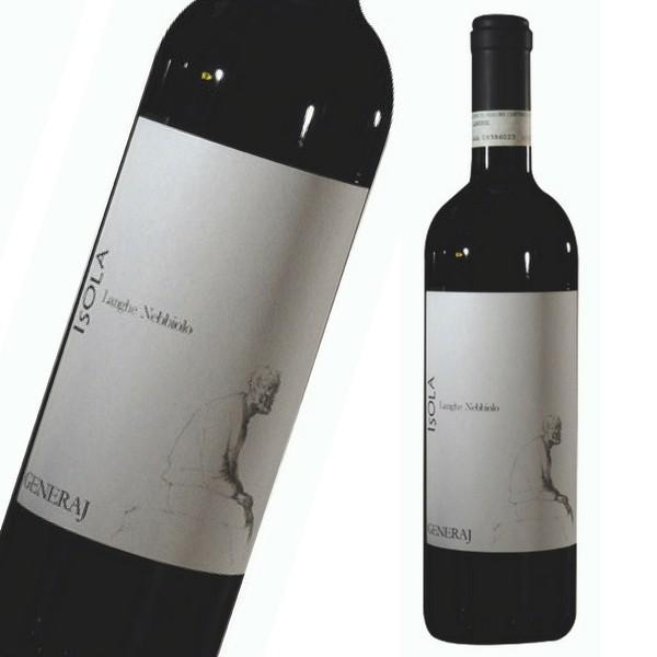 ジェネライ ランゲ ネッビオーロ イゾラ 2016 ネッビオーロ 100% 赤ワイン ミディアムボディ イタリア 750ml|marwell|02