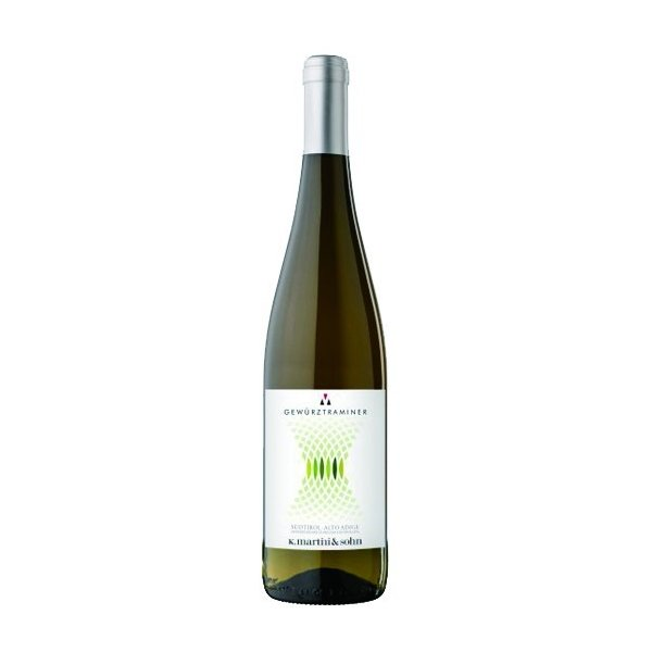 ゲヴュルツトラミネール DOC 2016 ゲヴュルツトラミネール 100% 辛口 イタリア 白ワイン 750ml|marwell