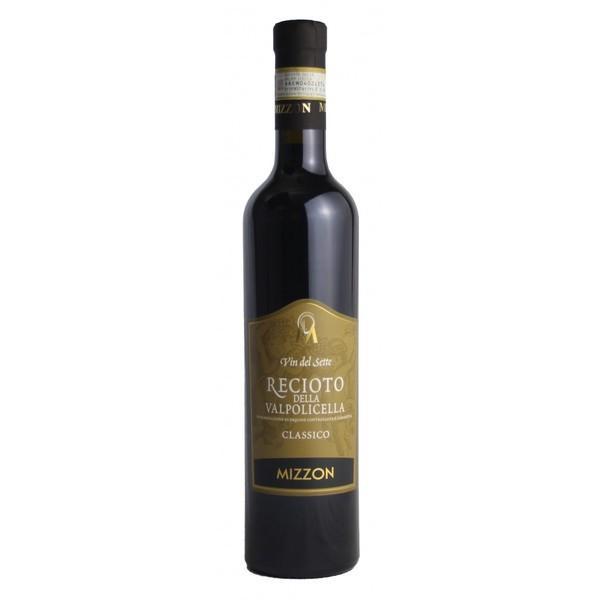 ミッツォン レチョート デッラ ヴァルポリチェッラ クラシコ コルヴィーナ ブレンド 甘口 イタリア 赤デザートワイン 500ml|marwell