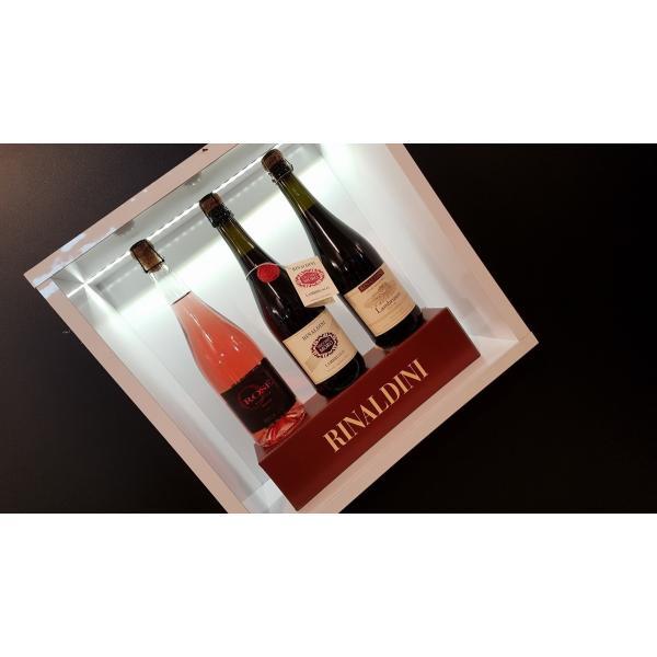 リナルディー二 ヴェッキオ モロ ランブルスコ エミリア  ランブルスコグラスパロッサ 辛口 イタリア スパークリングワイン 微発泡性赤ワイン 750ml|marwell|06