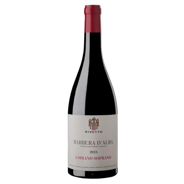 リベット バルベーラ ダルバ ロイラーノ ソプラノ バルベーラ 100% フルボディ イタリア 赤ワイン 750ml|marwell