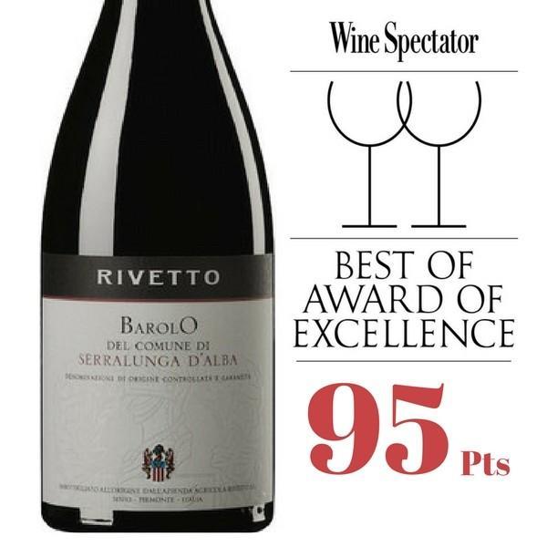 リベット バローロ デル コムーネ ディ セッラルンガ・ダルバ ネッビオーロ フルボディ イタリア 赤ワイン 750ml|marwell