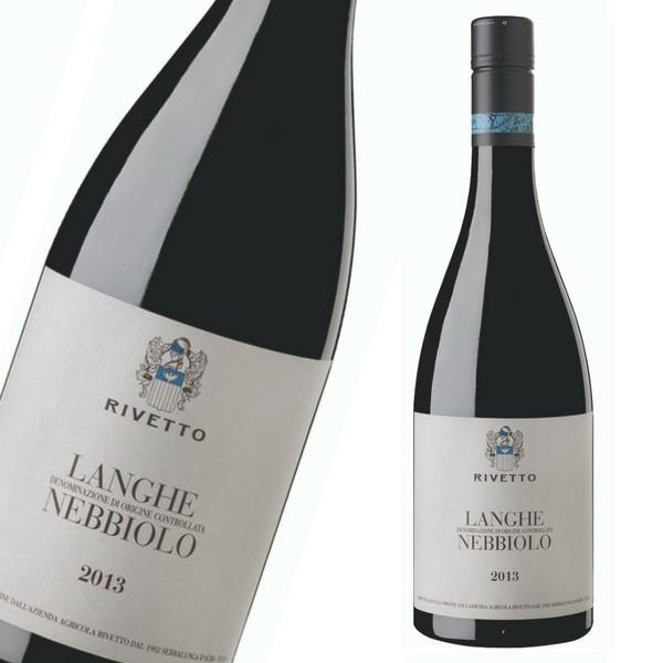 リベット ランゲ ネッビオーロ ネッビオーロ100% フルボディ イタリア ピエモンテ 赤ワイン 750ml|marwell|02