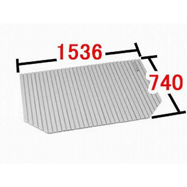 BL-SC74154(2) INAX/イナックス/LIXIL/リクシル 水まわり部品 巻きフタ (奥行A)740MM (幅B)1536MM 浴槽サイズ1600MM 浴室 【BL-SC74154-2】