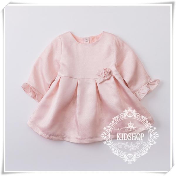 35573f72f0ac3 子供ドレスフォーマルベビー赤ちゃん長袖秋春キッズドレス子供服入園式結婚式の