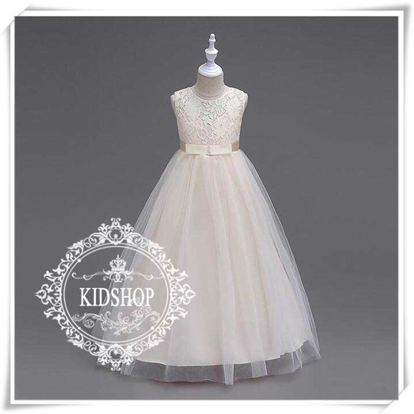 3b53bdd9725e6 ... ピアノ発表会子供ドレスロング高級結婚式輸入160セールフォーマル 七五三 ジュニアドレス ...