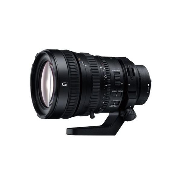 ソニー FE PZ 28-135mm F4 G OSS SELP28135G【デジタル一眼カメラα[Eマウント]用レンズ】【創業73年、新品不良交換対応】