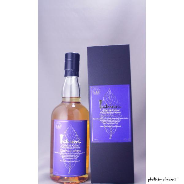 イチローズモルト&グレーン ワールドブレンデッド・ウイスキー リミテッド・エディション 700ml masaruya