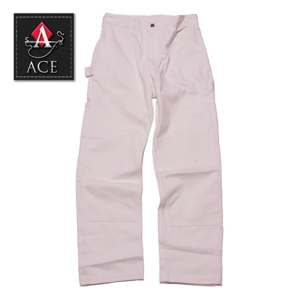 エースドロップ ペインターパンツ ACE DROP CLOTH CO. CENTAUR Double Knee Painter mash-webshop