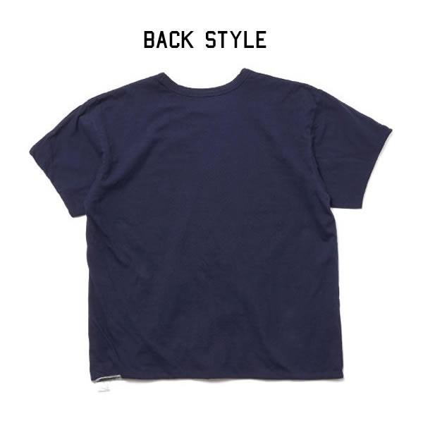 BAMBOO SHOOTS バンブーシュート リバーシブル Tシャツ 無地 日本製|mash-webshop|02