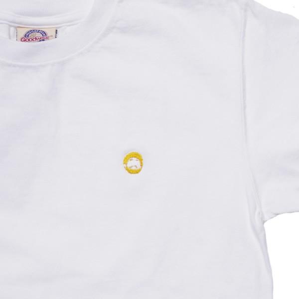 CRANELOOKWEAR クレインルックウェア Goodwear Teeグッドウェア 刺繍 ワンポイント|mash-webshop|02