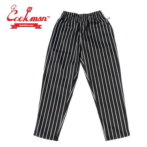 クックマン シェフパンツ ストライプ Cookman Chef Pants 「Stripe」|mash-webshop
