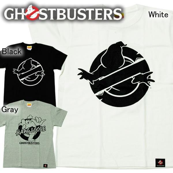 シルエットのゴーストバスターズTシャツ