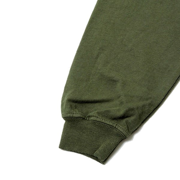 グッドウェア ポケット Tシャツ Goodwear L/S CREW NECK POCKET TEE|mash-webshop|03