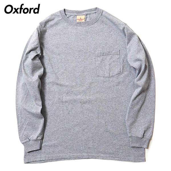 グッドウェア ポケット Tシャツ Goodwear L/S CREW NECK POCKET TEE|mash-webshop|05