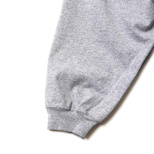 グッドウェア ポケット Tシャツ Goodwear BIG L/S CREW NECK POCKET TEE|mash-webshop|03