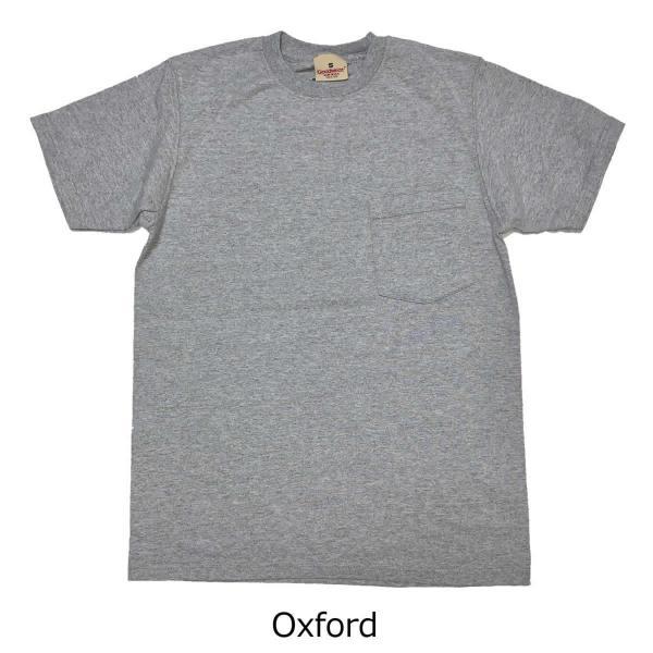 グッドウェア ポケット Tシャツ Goodwear S/S POCKET TEE|mash-webshop|03