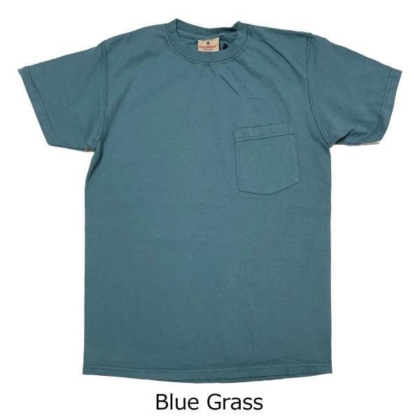 グッドウェア ポケット Tシャツ Goodwear S/S POCKET TEE|mash-webshop|04