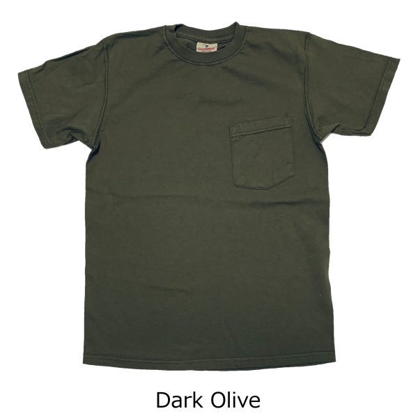 グッドウェア ポケット Tシャツ Goodwear S/S POCKET TEE|mash-webshop|05