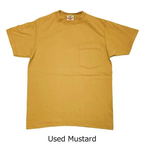 グッドウェア ポケット Tシャツ Goodwear S/S POCKET TEE|mash-webshop|06