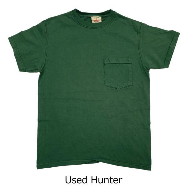 グッドウェア ポケット Tシャツ Goodwear S/S POCKET TEE|mash-webshop|07