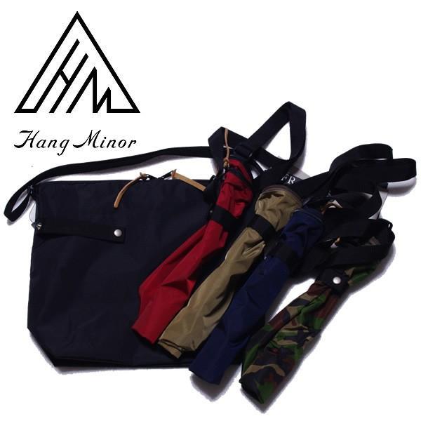 Hang Minor ハンマイナー CONNER  MIDIUM ショルダーバッグ|mash-webshop