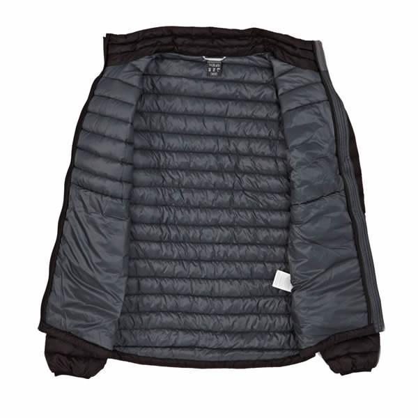 Rab ラブ マイクロライト ジャケット軽量 パッカブル ブラック|mash-webshop|02
