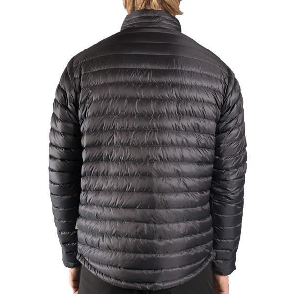 Rab ラブ マイクロライト ジャケット軽量 パッカブル ブラック|mash-webshop|05