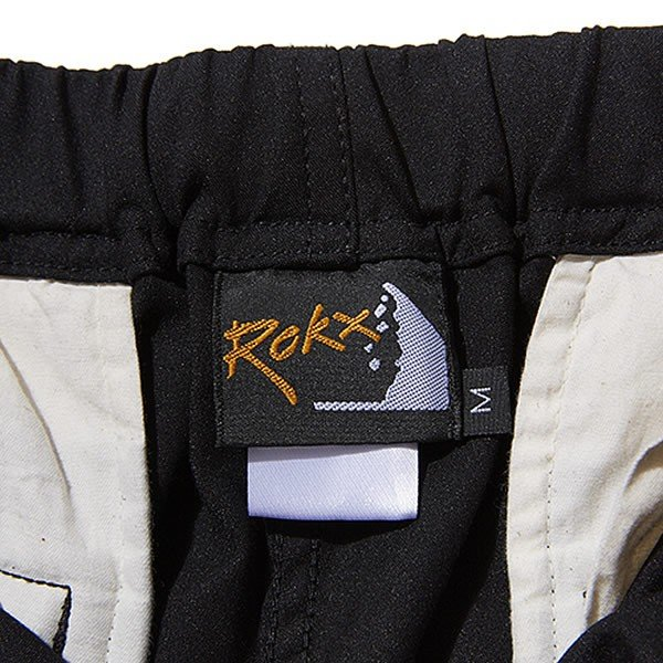 ROKXロックス LIGHT TREK PANT ライトトレックパンツ ストレッチ スリムパンツ メンズ レディース mash-webshop 05