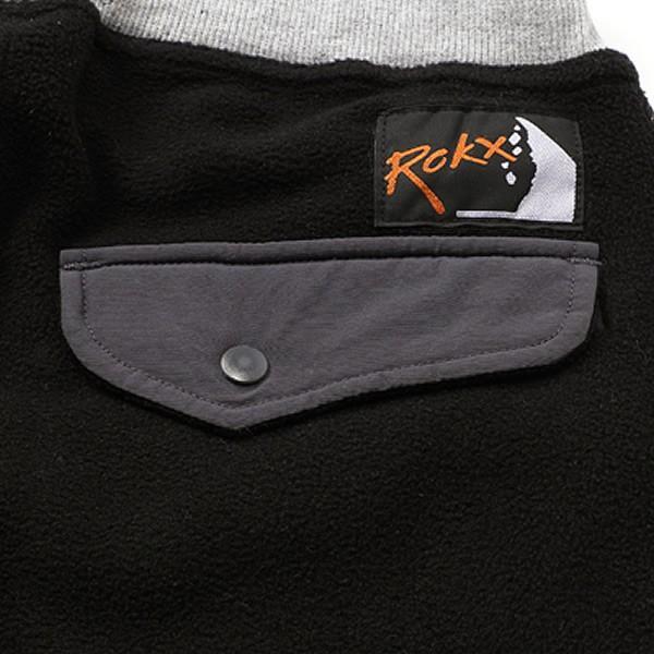 ROKXロックス コットンウッドコディアックパンツ マイクロフリースパンツ メンズ レディース|mash-webshop|02