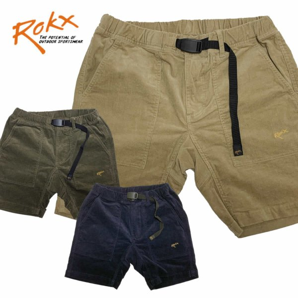 ロックス ショーツ ROKX MG PIRATE SHORT|mash-webshop