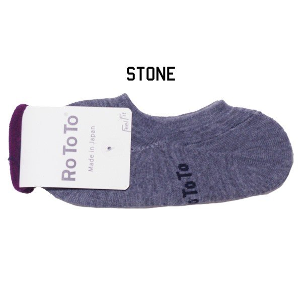 RoToTo ロトトPILE FOOT COVER パイルフットカバー カバー ソックス メンズ レディース Dralon 吸水速乾 靴下 くつ下|mash-webshop|03