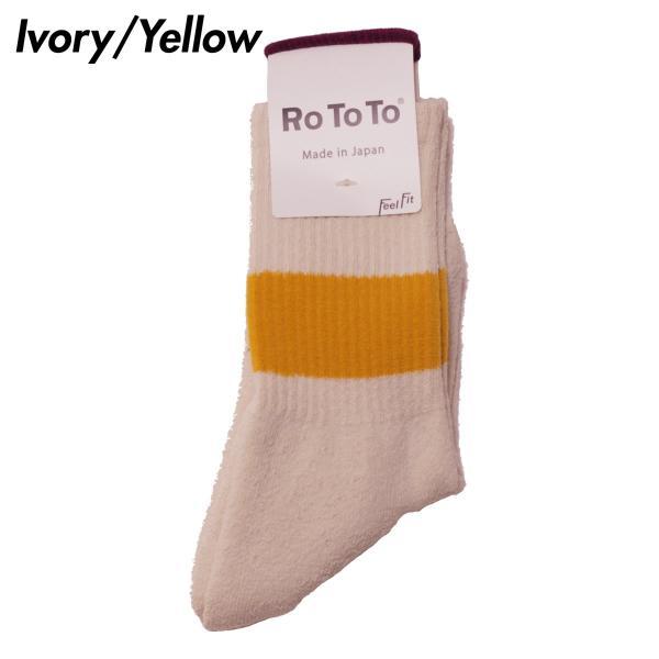 ロトト 靴下 ソックス メンズ レディース RoToTo CLASSIC CREW SOCKS