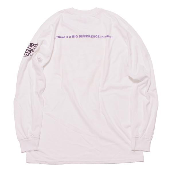 サブポップ Tシャツ SUB POP L/S PRINT TEE
