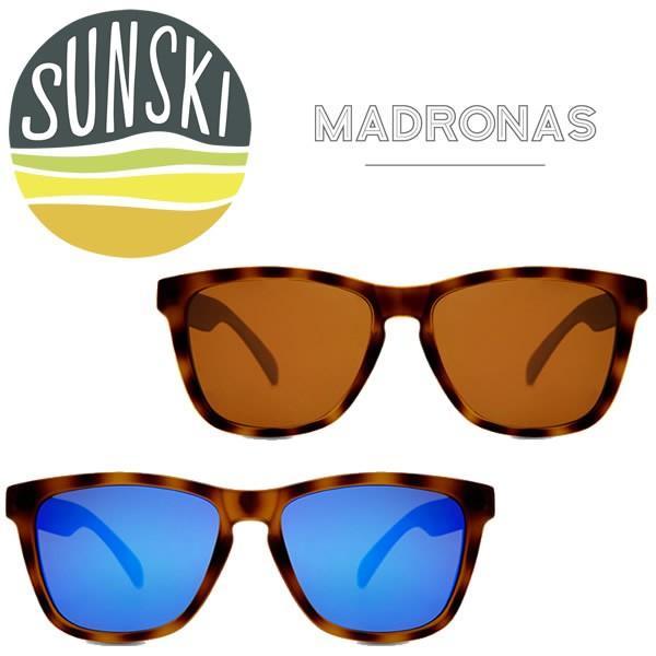 SUNSKI サンスキ MADRONAS偏光レンズ サングラス|mash-webshop